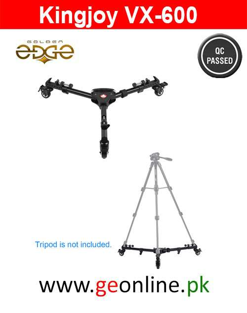 Slider Kingjoy VX-600 Universal Folding Camera Tripod Dolly Base