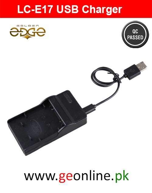 Charger Canon LC-E17 750D 760D USB Powered
