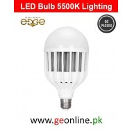 LED Bulb 5500K Continues Professional Photographic Lighting 75W