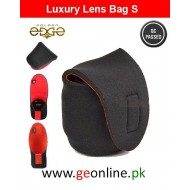 Lens Bag Small Neoprene Soft Protector Pouch Bag Case