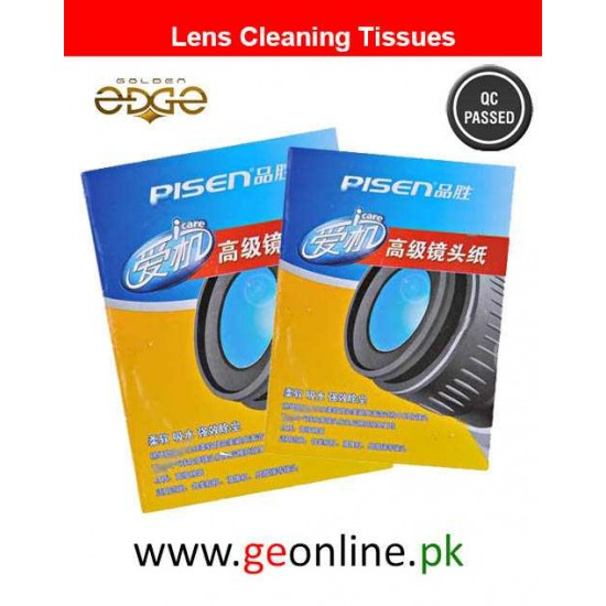 Cleaning Tissues DSLR Camera Lens 200X