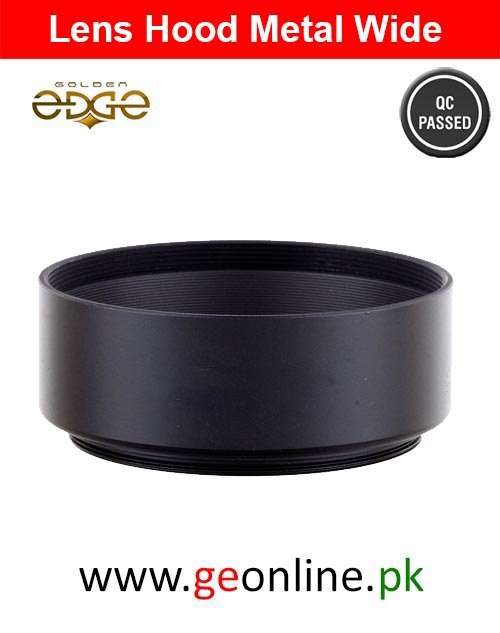 Lens Hood Metal 72mm wide