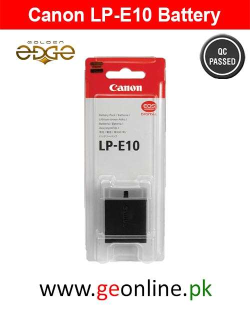 Battery  Canon  LP-E10 1100D 1200D 1300D (Orignal)