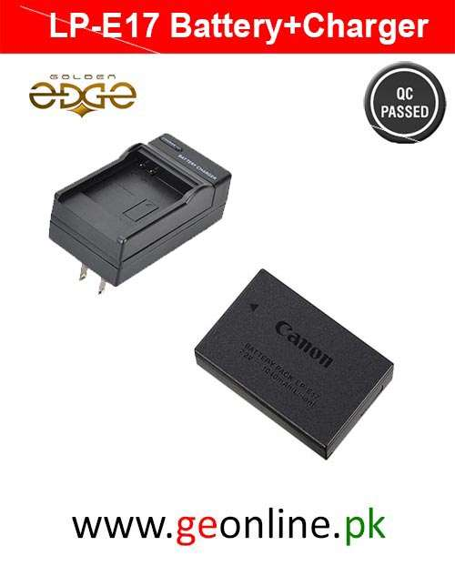 Battery For Canon LP-E17 750D 760D M3 77D 800D 200D +  Charger