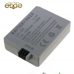 Battery Canon 1000D 450D 500D LP-E5