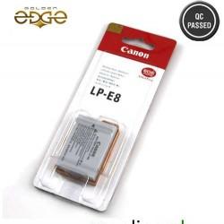 Battery Canon 550D 600D 650D 700D LP-E8