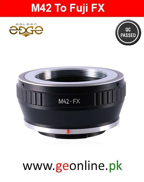 Lens Adapter M42 Lens to Fujifilm FX Mount Fuji