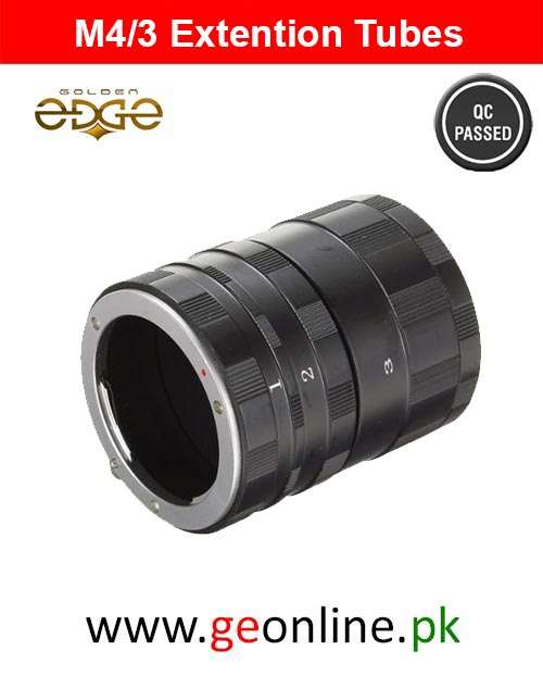Macro Extension Tube Ring For Micro 4/3 M4/3 EP3 GF1 E-PL1 GF2 G1 EPM1 G3 GH4 GH3
