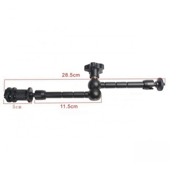 Magic Arm 11 inch For DSLR Rig And Trolly