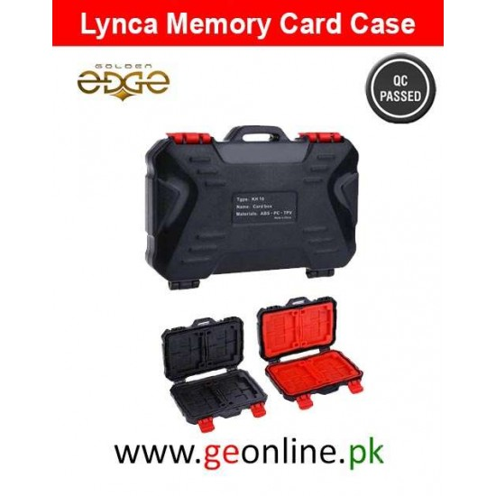Bag Memory Cards Hard Case By Lynca