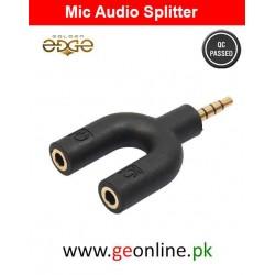Mic Audio Splitter For Speaker And Mic
