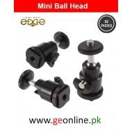 Mini Ball Head For Hot Shoe Or Tripod