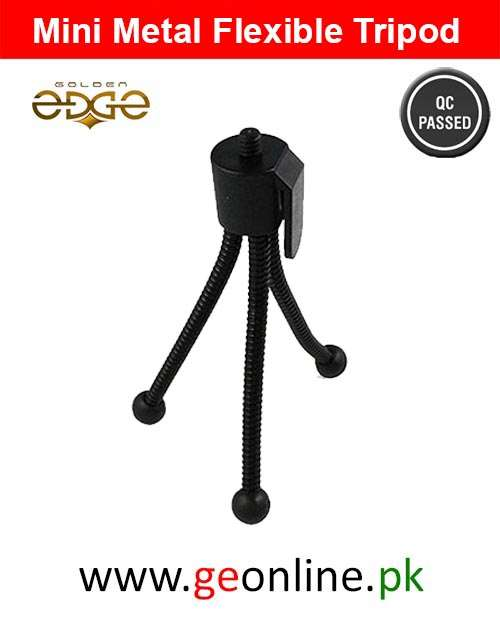 Tripod Metal Flexible Mini Portable For Digital Cameras