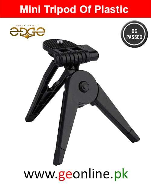 Tripod Hard Plastic Mini Portable For DSLR Cameras Table Support
