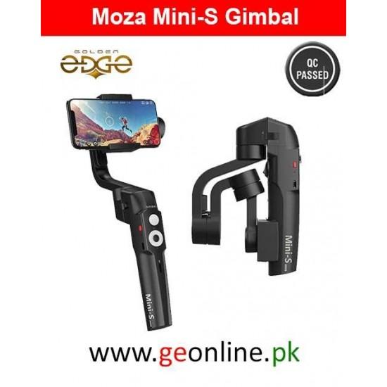 Stabilizer Gudsen MOZA Mini-S Essentials Gimbal Foldable 3 Axis Smartphone Gimbal - Black