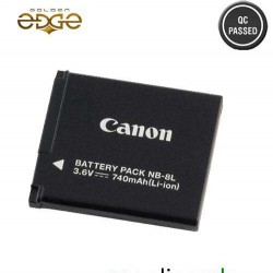 Battery Canon NB-8L A3000 A3100