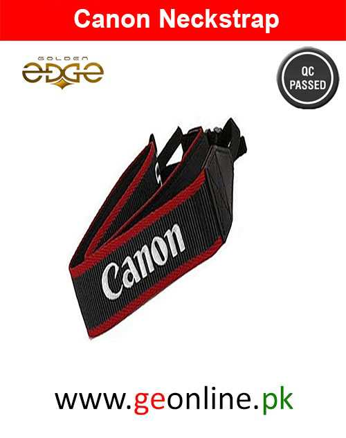 Neck Strap Canon  Camera Shoulder Style