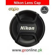 Lens Cap Nikon 52mm Front