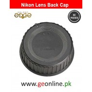 Lens Back Cap Nikon