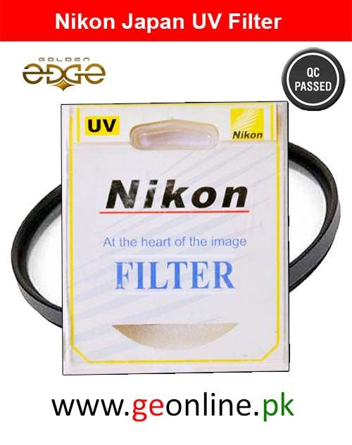 Lens Filter Nikon Japan 52mm UV DSLR Protector