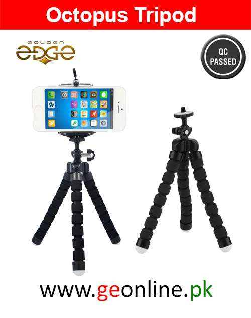 Tripod Octopus Camera+Phone Holder