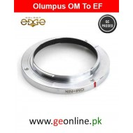 Lens Adapter Olympus OM Lens to Canon E0S EF