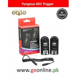 Flash Trigger Yongnuo RF-603 2.4GHz Wireless