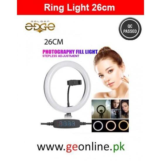 Ring Fill Light ZD666 For Tik Tok Videos 26CM