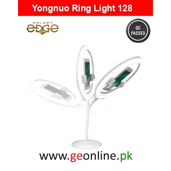 LED YONGNUO YN128 Camera Photo Studio LED Video Ring Light