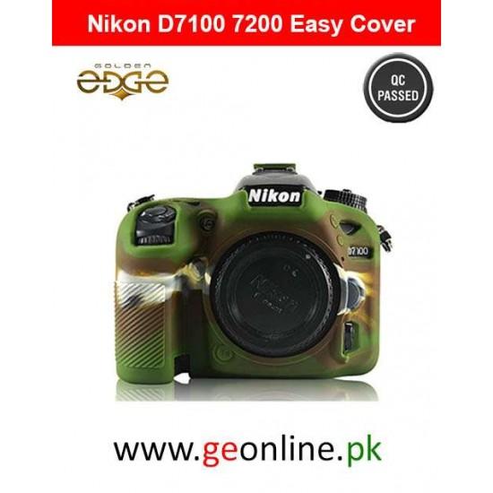 Rubber Case Nikon D7100 D7200 Silicone Camera Easy Cover