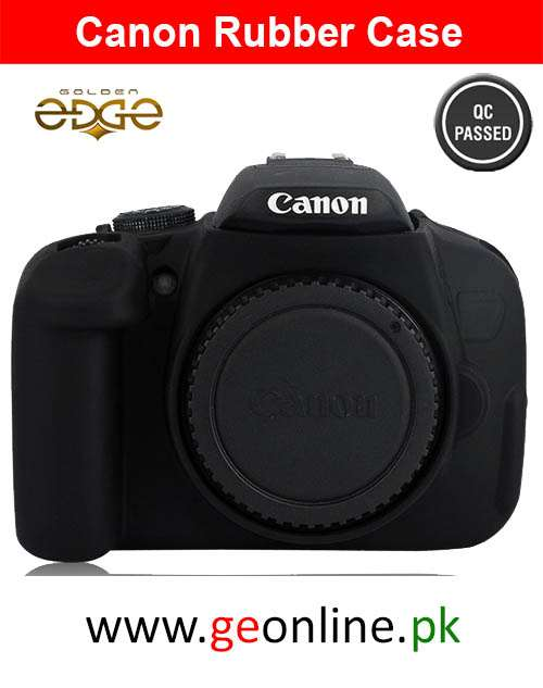Rubber Case Canon EOS 700D Protective Easy Cover