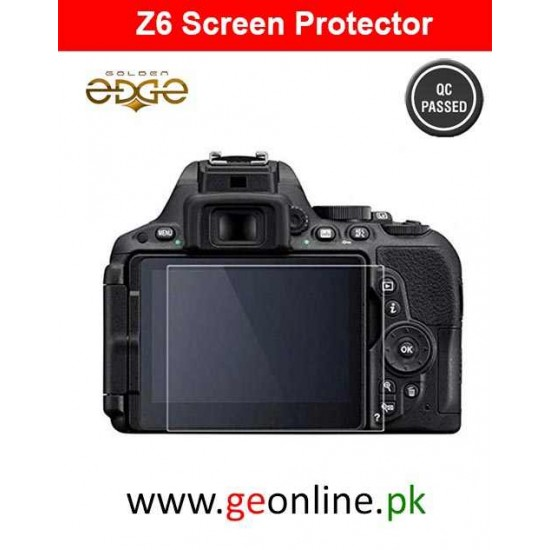 Screen Protector Nikon Z6 Mirroless Dual Glass