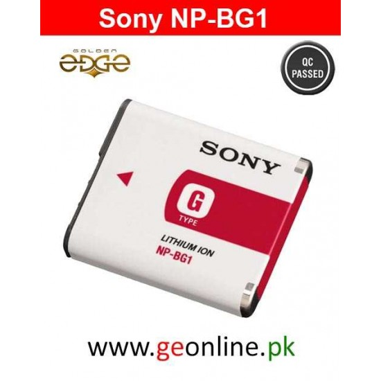Battery Sony NPBG1  Rechargeable Pack