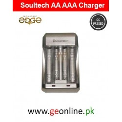 Charger AA AAA Soultech For Rechargeable Battery Cell