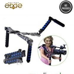 Rig NEW DSLR foldable Movie Kit Shoulder Mount Spider Steady Spider for DSLR Camera1