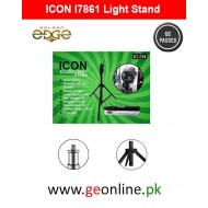 Lighting Stand I7861 ICON For Studio Light Or Flash Light With Spring Suspension 1/4 Threaded