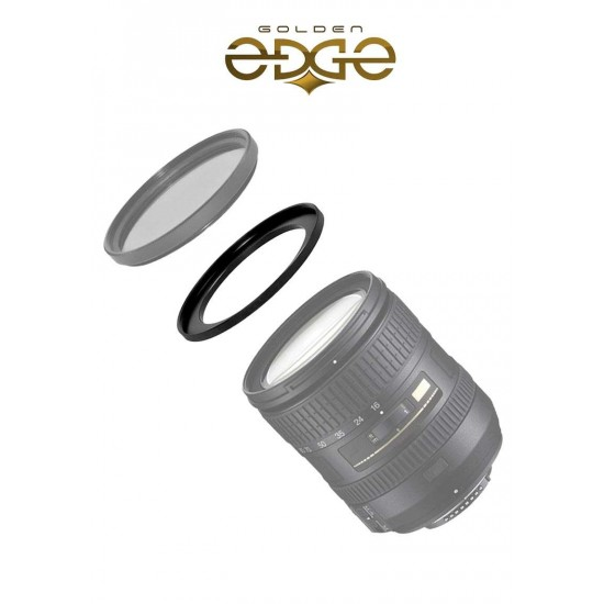 Step Down 72mm-67mm Ring Lens Adapter Metal For DLSR Lens