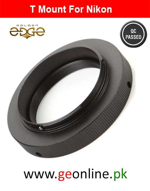 Lens Adapter T/T2 mount Ring For Nikon