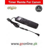 Shutter Remote Digital Timer Remote Control Shutter Release For CANON EOS 1500D 1300D 1200D 1100D 700D 650D 70D