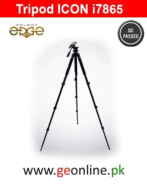 Tripod ICON 7865 Professional For Video And Stills