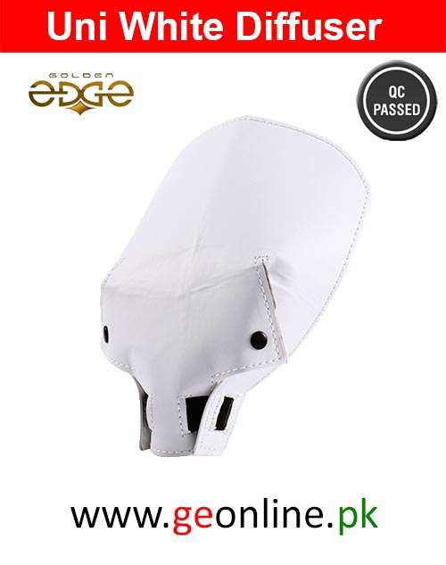 Flash Diffuser Universal Bounce White Leather
