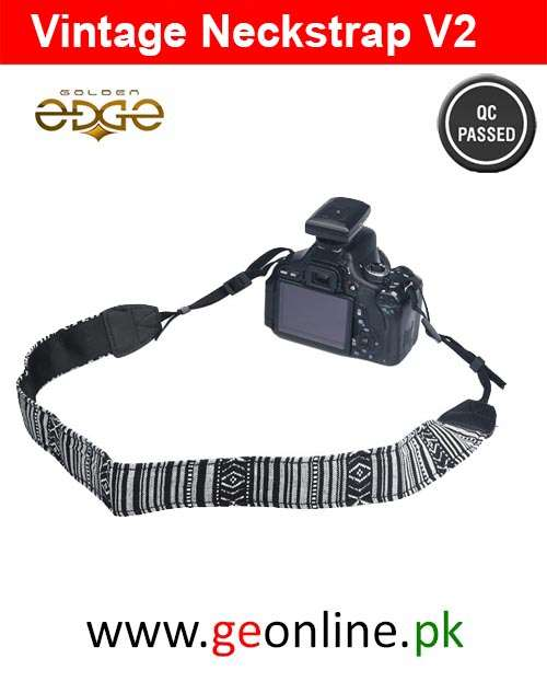 Neck Strap Vintage Fashion DSLR V2