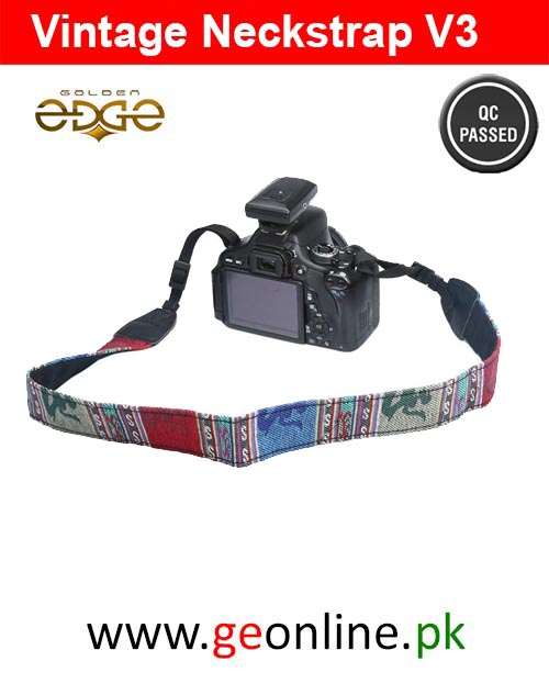 Neck Strap Vintage Fashion DSLR V3