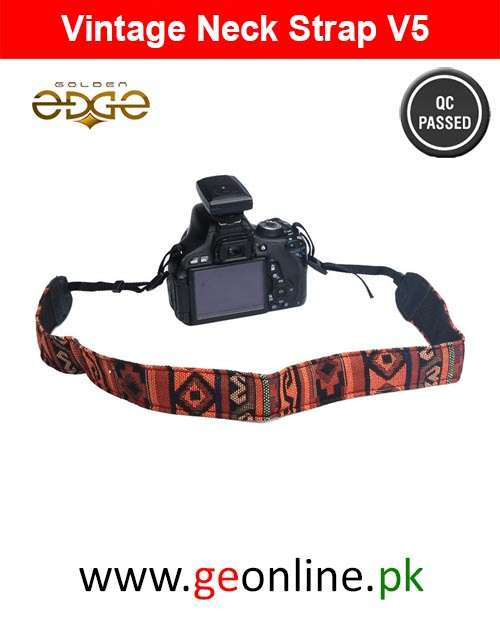Neck Strap Vintage Fashion DSLR V5