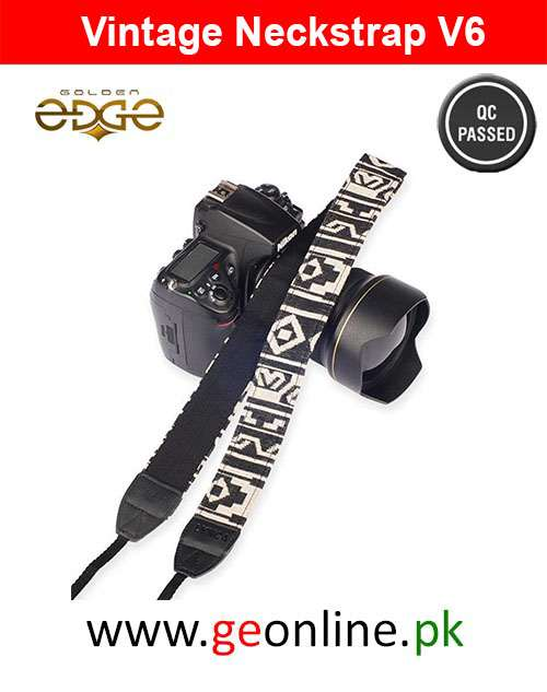Neck Strap Vintage Fashion DSLR V6