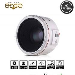 Lens Yongnuo YN 50mm f/1.8 II for Canon EF (White)