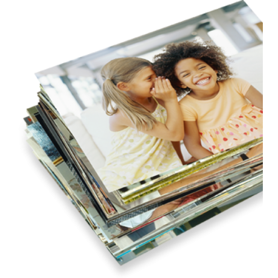 10 ( 4x6) Inch Photo Glossy Package With Free Gifts