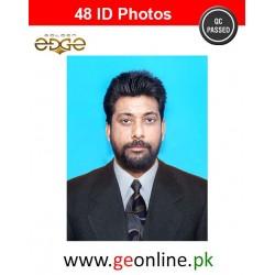 48 ID Photos Online Prints