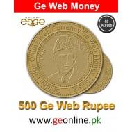 500 Rupee Ge Web Money Your Web Balance